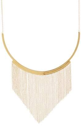 Gorjana 'Meg' Fringe Collar Necklace