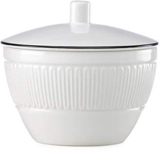 Kate Spade York Avenue Porcelain Sugar Bowl
