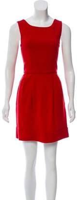 Diane von Furstenberg Honour Sleeveless Dress