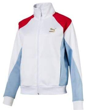 Puma Retro French Terry Track Jacket