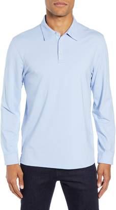 Zachary Prell Benton Long Sleeve Polo
