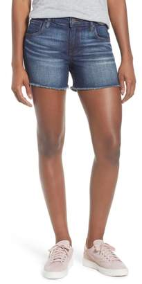 KUT from the Kloth KUT Kollection Gidget Cutoff Denim Shorts