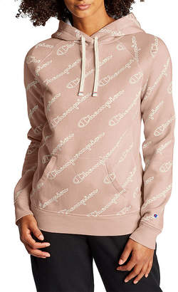 Champion Womens Long Sleeve Fleece Hoodie