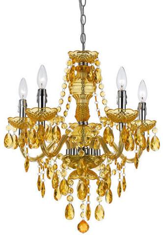 AF LightingAF Lighting 5-Light Crystal Chandelier