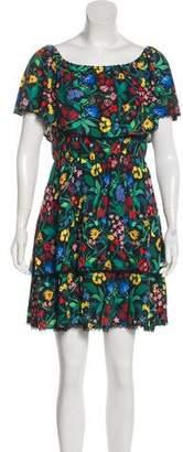 Alice + Olivia Chelsea Mini Dress w/ Tags