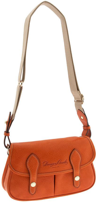 Dooney & Bourke 'Florentine' Double Pocket Saddle Bag