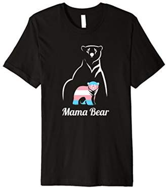 LGBT Mama Bear T-Shirt Trans pride Non-binary