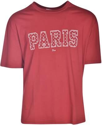 Christian Dior Paris Print T-shirt