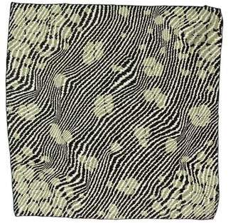 Bottega Veneta Printed Silk Scarf w/ Tags