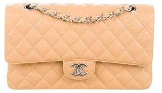 Chanel Classic Medium Double Flap Bag $3,200 thestylecure.com