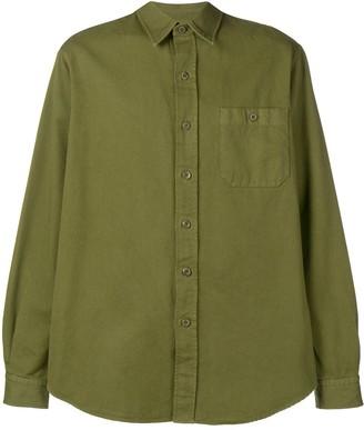 Ami Paris classic wide fit shirt