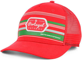 Top of the World Portugal World Cup Route Snapback Cap 2018