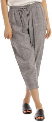 Regatta Must Have Linen Blend Pant Grey Marle