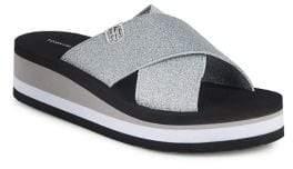 Tommy Hilfiger Rest Up Platform Wedge Sandals