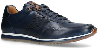 Magnanni Leather Runner Sneakers