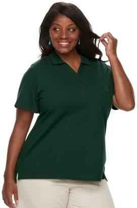 41a1f57606675 Croft   Barrow Green Plus Size Tops on Sale - ShopStyle