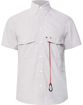 Coolmax And Wander Button-Down Collar Oxford Shirt