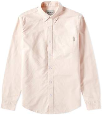 Carhartt Wip Button Down Pocket Shirt