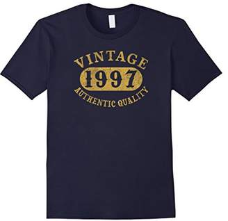 21 years old 21st B-day Birthday Gift Vintage 1997 T-Shirt
