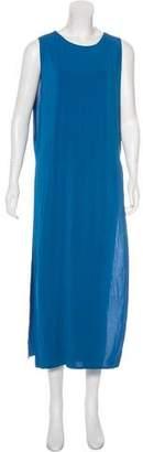 Helmut Lang Jersey Maxi Dress