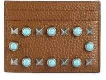 Valentino Small Leather Card Case