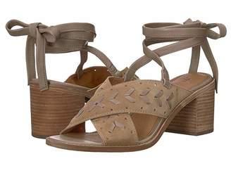 Frye Bianca Woven Perf Ankle Strap Women's Sandals