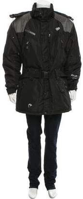 The North Face Hooded Ski Jacket