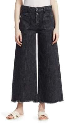 Elizabeth and James Carmine Wide Leg Jeans
