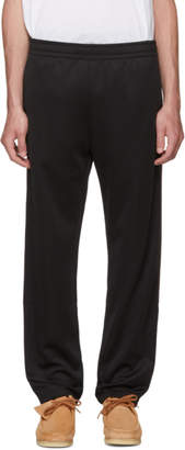 Acne Studios Black Norwich Face Lounge Pants