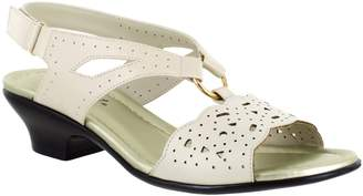 Easy Street Shoes Slingback Sandals - Excite