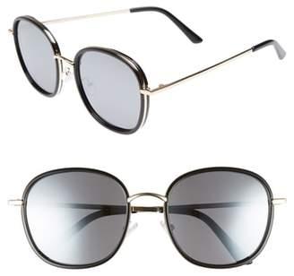 Chelsea28 Layla 58mm Sunglasses