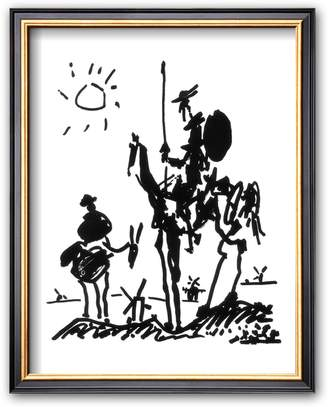 "Art.com Don Quixote, c. 1955"" Art Print By Pablo Picasso"