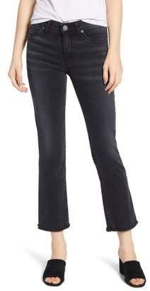 STS Blue High Waist Crop Flare Jeans