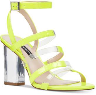 Nine West Fazzani City Sandals Women's Shoes