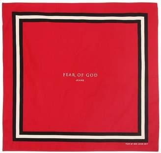 Fear Of God Cotton & Silk Bandana