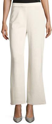Misook Demi Wide-Leg Palazzo Pants, Plus Size