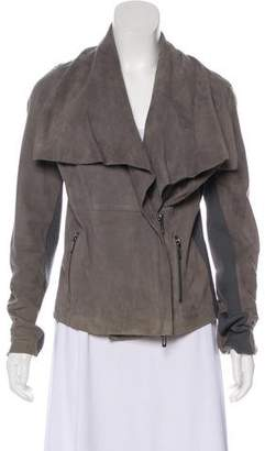 Vince Suede Leather Jacket