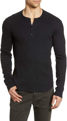 John Varvatos Union Thermal Henley