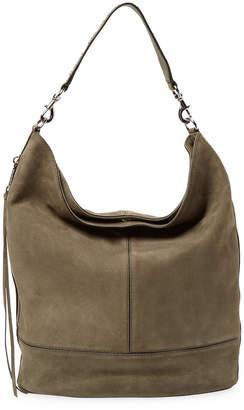 Rebecca Minkoff Leather Bucket Hobo Bag