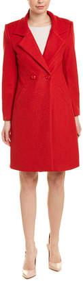 ELENYUN Elenyun Wool-Blend Coat