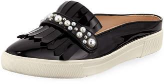 Karl Lagerfeld Paris Alyssa Slide Sneakers Mule