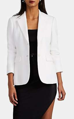 Altuzarra Women's Fenice Two-Button Blazer - White