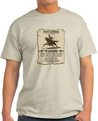 Express CafePress - Pony 100% Cotton T-Shirt