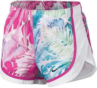 Nike Tempo Tropical-Print Running Shorts