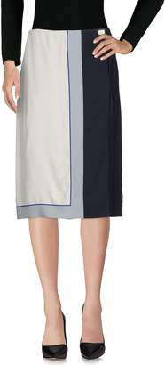 Salvatore Ferragamo 3/4 length skirts