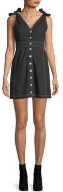 Free People London Town Mini Dress