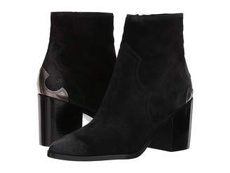 Frye Flynn Short Metal Plate Women's Boots