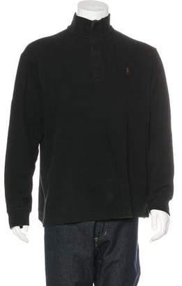 Polo Ralph Lauren Zip Turtleneck Sweater