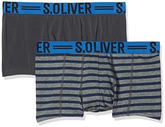 S'Oliver Men's 26.899.97.4228 Boxer Shorts,M (Manufacturer Size: 5)