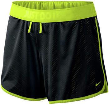 Shorts Drill Mesh Training Short Women